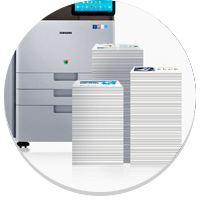 PrinterGuys - lej billigt en kopimaskine